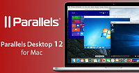 Заказать PARALLELS DESKTOP 12 FOR MAC. Цена - 3 990 р.