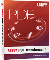 Заказать ABBYY PDF Transformer Upgrade. Цена - 3 990 р.