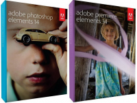 Заказать ADOBE PHOTOSHOP ELEMENTS 14 & PREMIERE ELEMENTS 14. Цена - 6 326 р.