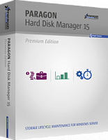 PARAGON HARD DISK MANAGER PREMIUM