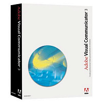Заказать ADOBE VISUAL COMMUNICATOR 3. Цена - 11 296 р.