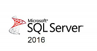 MICROSOFT SQL SERVER STANDARD EDITION 2016