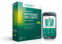Заказать Kaspersky Internet Security для Android. Цена - 399 р.